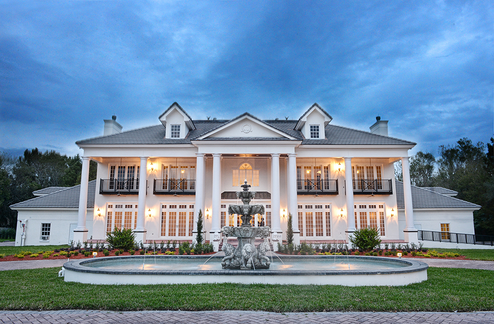 Luxmore Grande Estate, Central Florida Wedding Venue, Orlando Wedding Venue, Luxury Orlando Wedding, Ballroom Wedding, Luxury Estate Wedding, Orlando Estate Wedding,