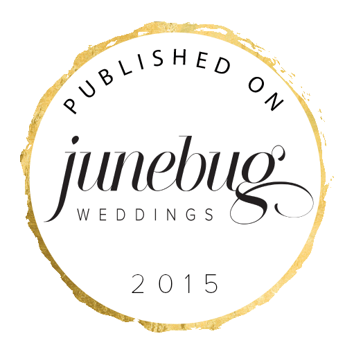 Junebug Weddings_Badge