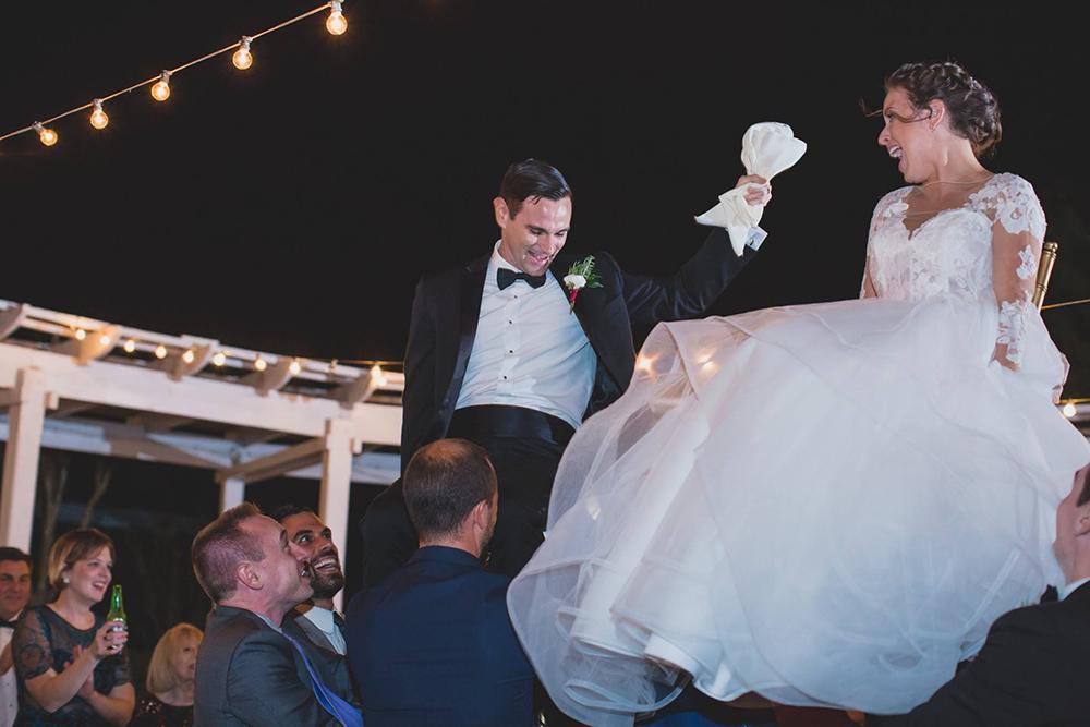 Cypress Grove Estate House, Orlando Wedding, Lakeside Wedding, Bridal Gown, Outdoor Wedding, Central Florida Wedding Venues, Bride and Groom Photos, Hora, Outside Reception