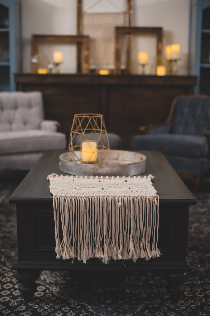 Specialty rentals Orlando,  Vintage rentals Orlando,  Florida vintage rentals,  RW Style, Wedding stylist, RW Events,orlando wedding stylist, orlando wedding designer, Macrame, boho inspired shoot, Blue and Grey decor, Asher table, Bleu jr. chair, Layla Chair,