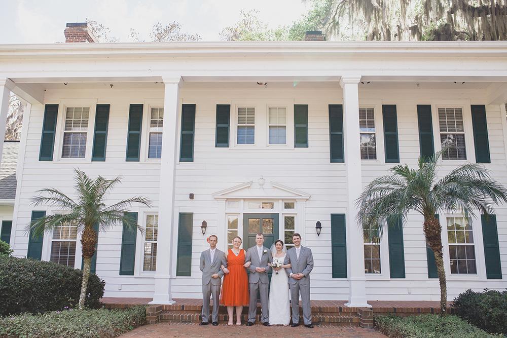 Cypress Grove Estate House, Orlando Wedding Venues, Central Florida Wedding Venues, Lakeside Wedding, Outdoor Wedding, Elegant Wedding, Southern Wedding, Destination Wedding, Bride and Groom Photos, Bridal Party Portraits, intimate wedding