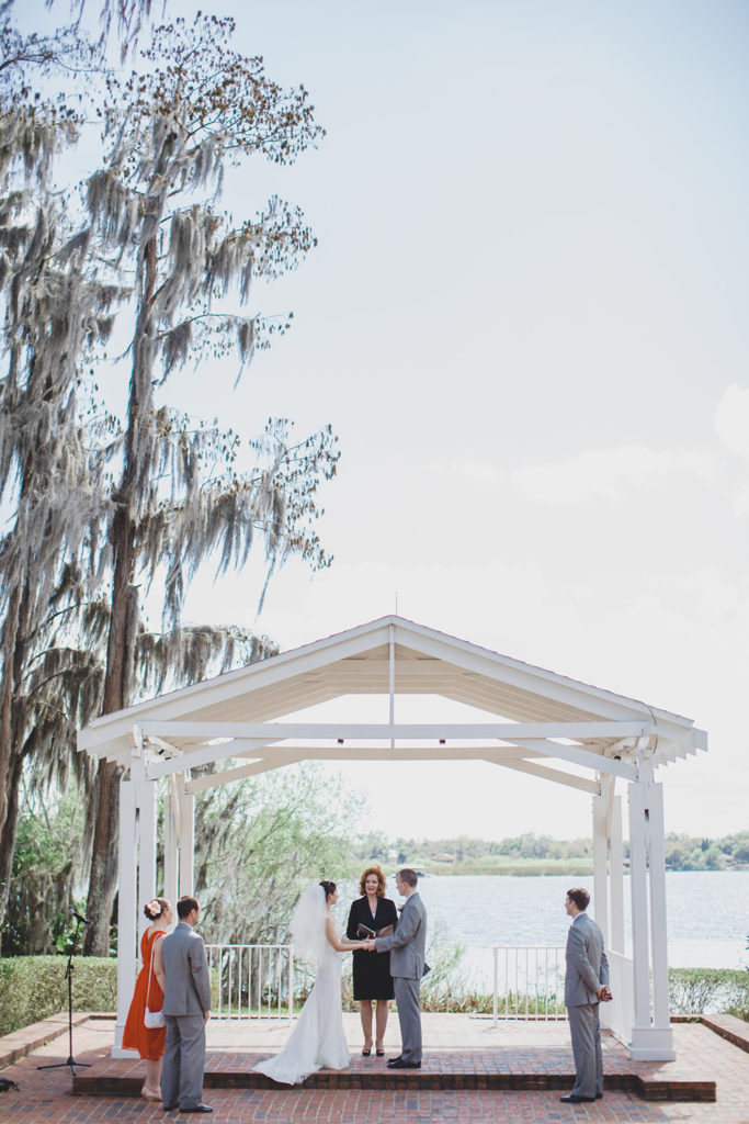 Cypress Grove Estate House, Orlando Wedding Venues, Central Florida Wedding Venues, Lakeside Wedding, Outdoor Wedding, Elegant Wedding, Southern Wedding, Destination Wedding, Bride and Groom Photos, Gazebo Wedding, Intimate Wedding