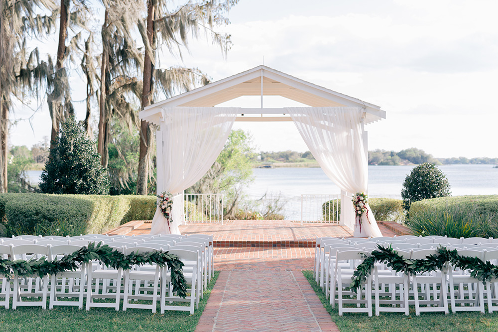 Cypress grove estate house lakeside ceremony for Grove house