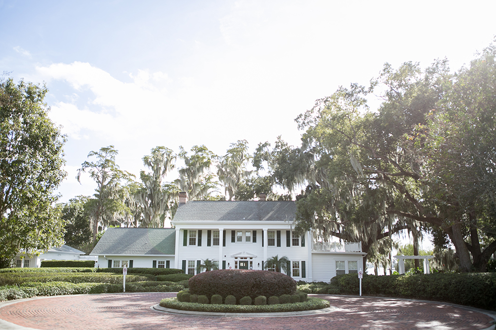 Cypress grove estate house weddings for Grove house
