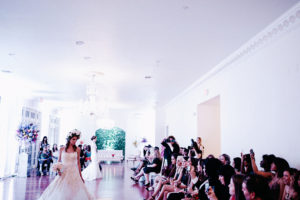 orlando fashion show, orlando networking event, luxmore grande estate, ballroom, private event
