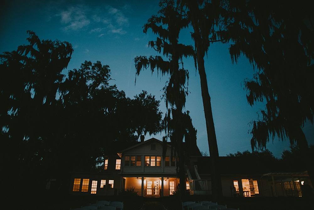 Cypress Grove Estate House, Orlando Wedding Venues, Central Florida Wedding Venues, Lakeside Wedding, Outdoor Wedding, Southern Wedding, Rustic Wedding, Classic Wedding, Plantation Home, Spanish Moss, Cypress Trees, Evening Wedding,