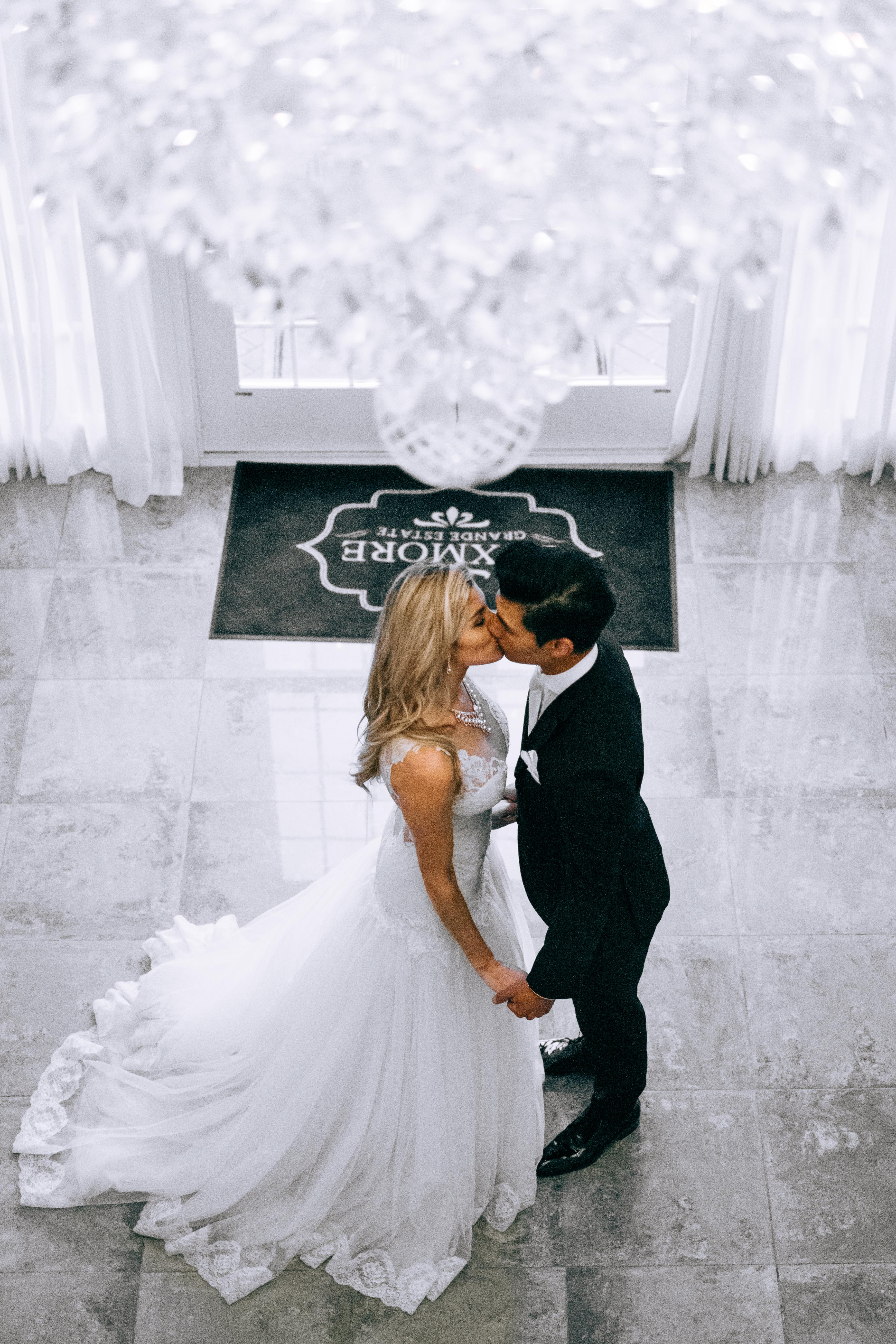 estate weddings, luxmore grande estate wedding, ballroom wedding, central florida wedding venues, orlando wedding venues, luxury wedding, bride and groom photos