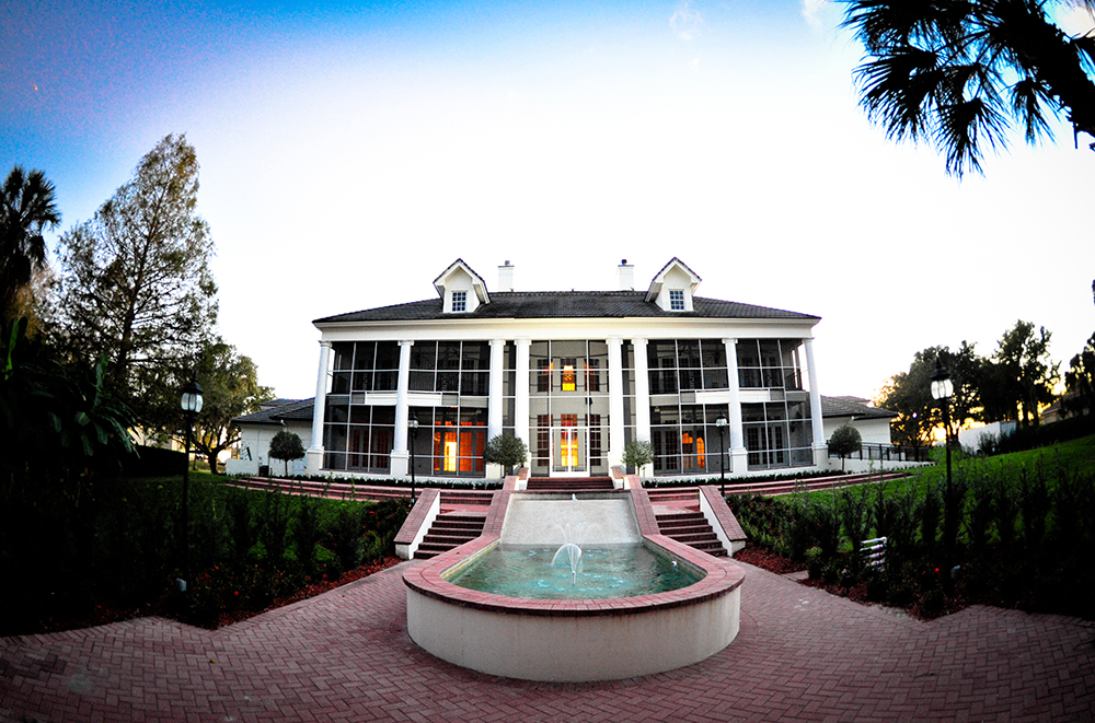 Luxury wedding venue, orlando wedding venue, estate wedding, central florida wedding venue, private events