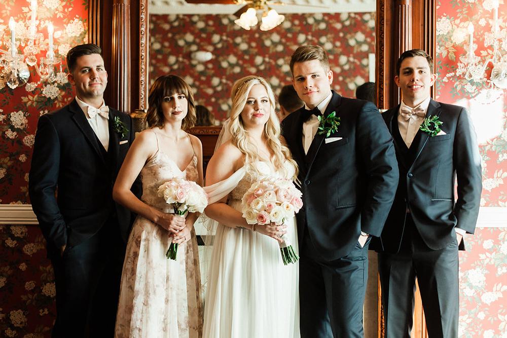 Luxury wedding venue, central florida wedding venue, bridal party, orlando wedding venue, bridal party portraits,