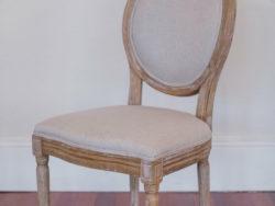 Sand louis chair rental