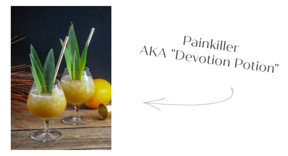 "Painkiller | AKA ""Devotion Potion"""