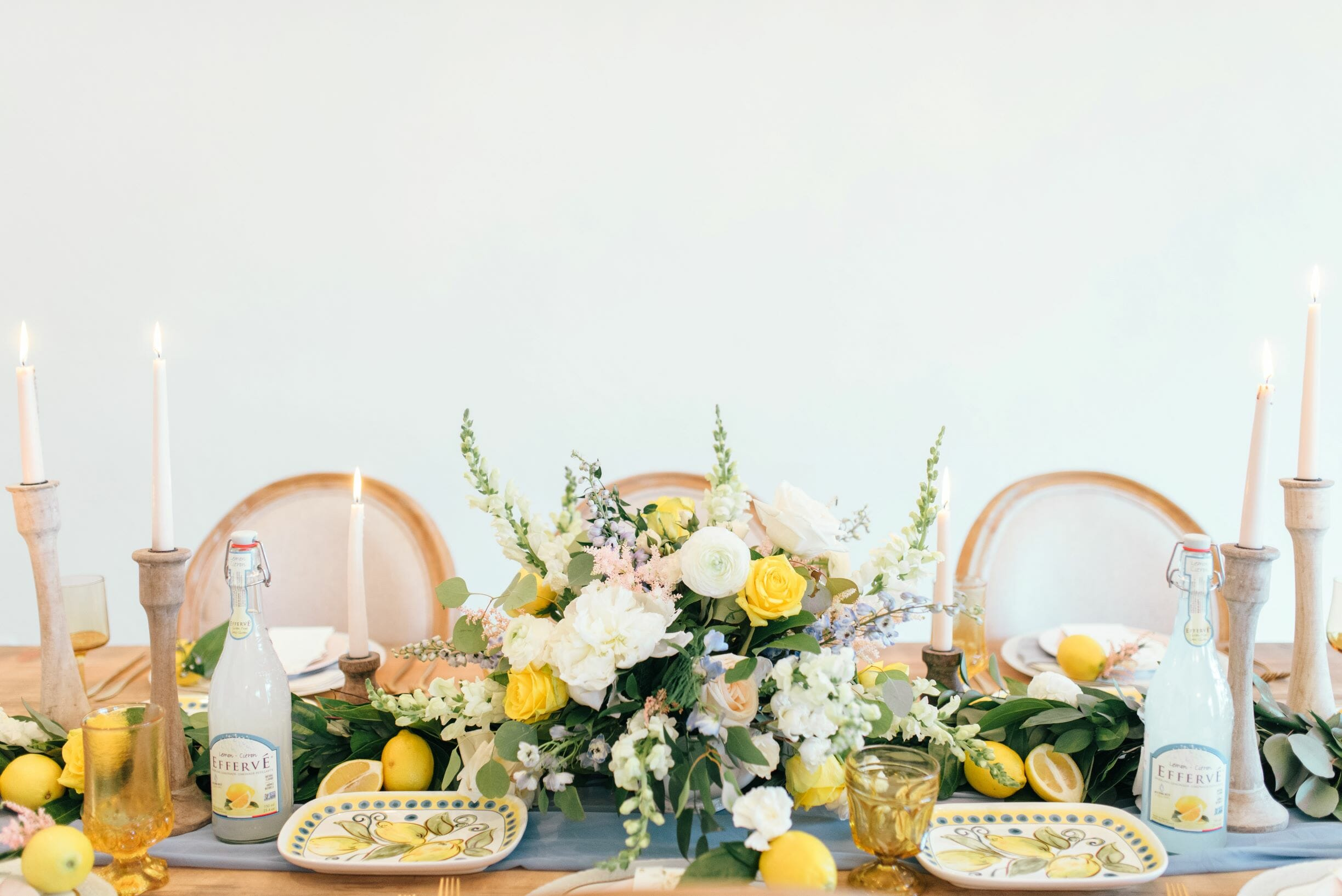 Summer Floral with Citrus